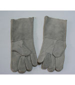 Glove Crome Leather Long